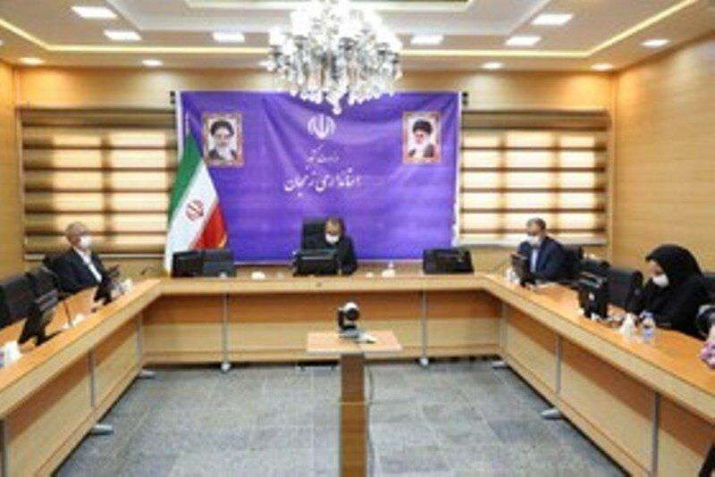 فیلم | مراسم افتتاح طرحهای بهزیستی استان زنجان