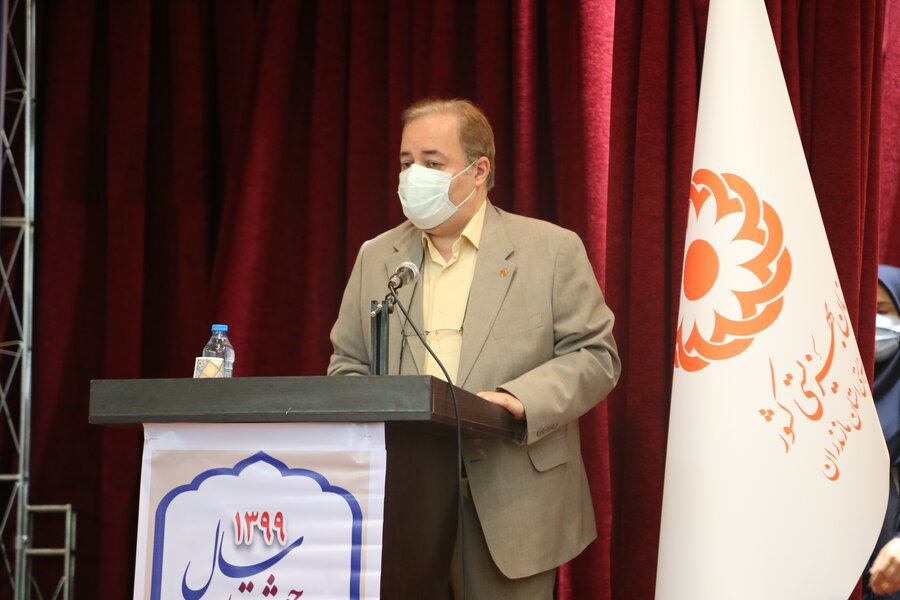 دکتر گوهردهی اقدامات اداره کل بهزیستی مازندران را تشریح کرد