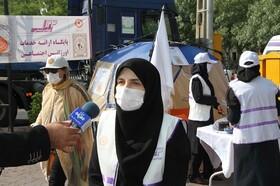 مانور اورژانس اجتماعی در آذربایجان شرقی برگزار شد