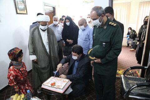 عکس  افتتاح سومین مجتمع خدمات بهزیستی علی آباد در سومین روز هفته بهزیستی