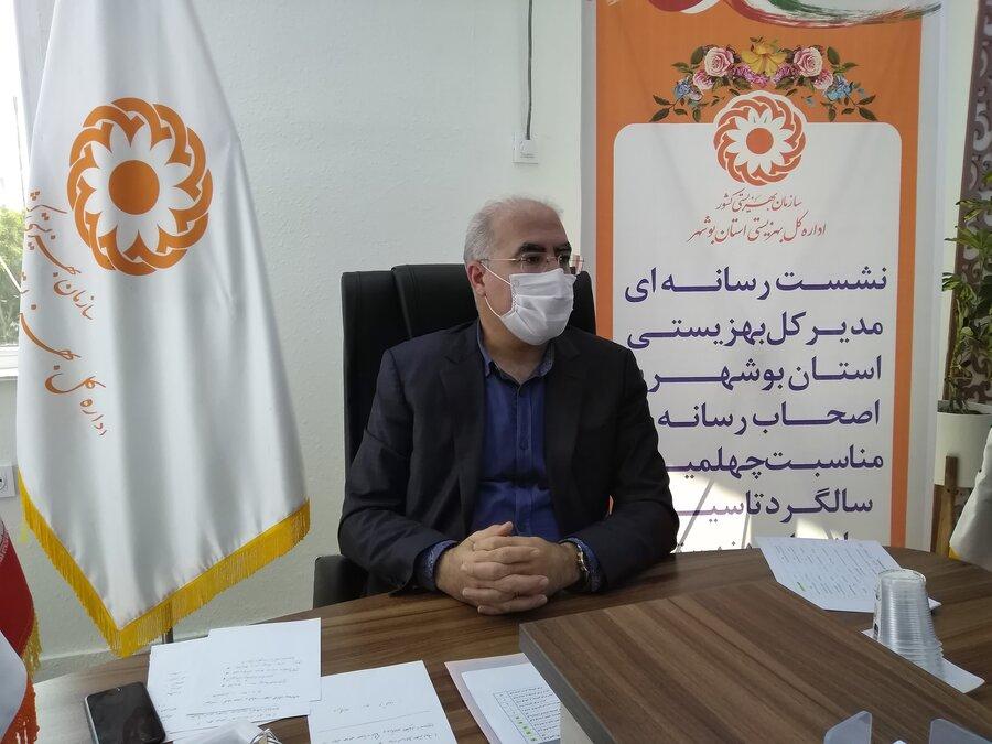 دکتر حاجبونی:۳۲ مرکز مثبت زندگی در استان راهاندازی میشود