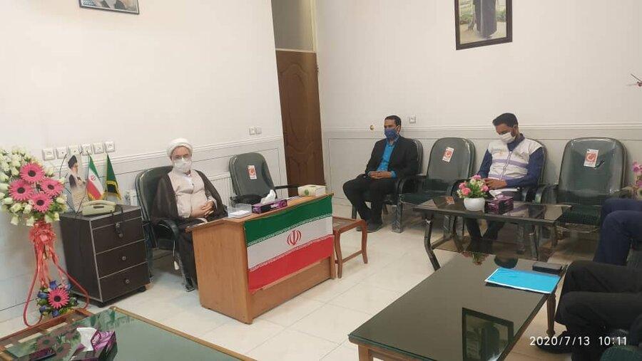 امام جمعه راور بهزیستی را بهترین سازمان برای حمایت از اقشار آسیب پذیرمعرفی کرد