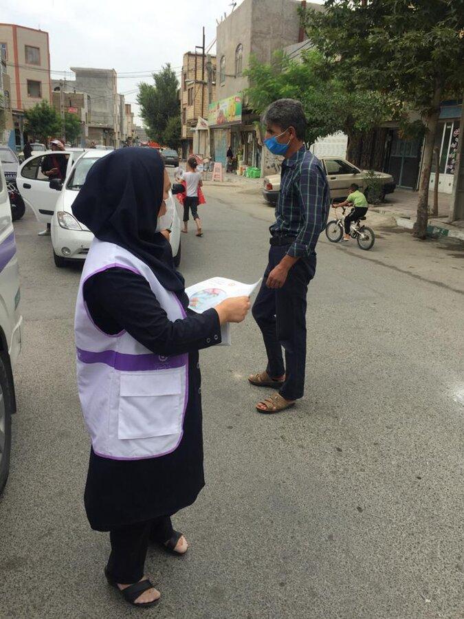 گزارش تصویری|فعالیت اورژانس اجتماعی شهرستان های استان تهران به مناسبت هفته بهزیستی