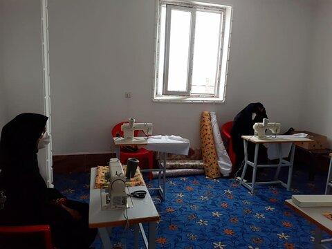 افتتاح یک طرح خدماتی بهزیستی در خاش