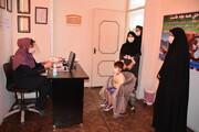 آغاز برنامه غربال گری بینایی کودکان 3 تا 6 سال در استان کرمانشاه