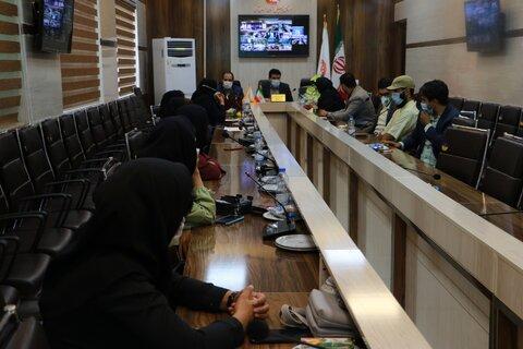 نشست شورای مشورتی فرزندان بهزیستی برگزار شد