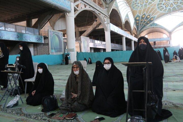 گزارش تصویری| حضور مدیر کل، معاونین و کارشناسان بهزیستی استان در مراسم نماز جمعه