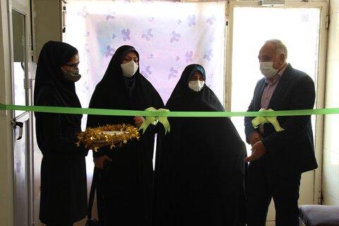 آغاز بکار اولین کارگاه آموزش خیاطی ویژه مادران کودکان کار در بندرعباس