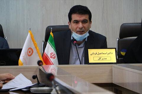نشست مدیرکل خراسان شمالی با سازمان های مردم نهاد