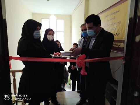 افتتاح مرکز روزانه توانبخشی خانواده و کودک کم شنوا در هفته بهزیستی