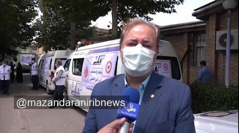 فیلم   گزارش خبری صدا و سیما مرکز مازندران از مانور سراسری اورژانس اجتماعی
