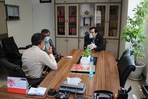 بازدید میدانی مدیرکل بهزیستی استان از مراکز نگهداری تحت نظارت