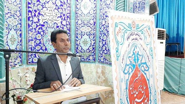 گزارش تصویری| حضور پر رنگ مدیران بهزیستی شهرستان های استان در مراسم نماز جمعه