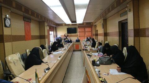 برگزاری دومین جلسه توجیهی متقاضیان تاسیس مراکز مثبت زندگی در قم
