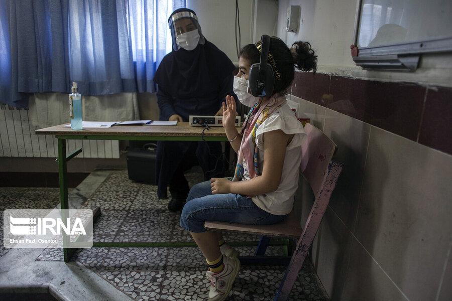 پوشش غربالگری شنوایی به ۹۲ درصد افزایش یافت