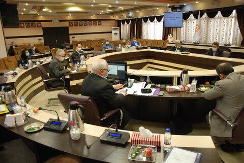 دهمین کمیته کشوری هماهنکی مراکز (موضوع ماده 16 قانون مبارزه با مواد مخدر)
