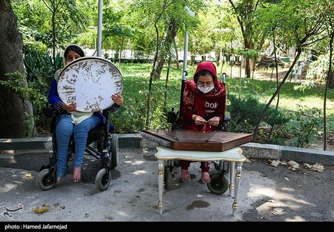 مجتمع توانبخشی دختران شهدای هفتم تیر تهران
