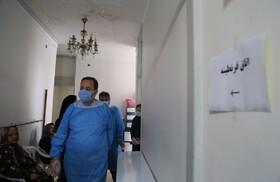 گزارش تصویری | بازدید مدیر کل بهزیستی مازندران از مرکز شبانه روزی توانبخشی سالمندان امام رضا (ع)