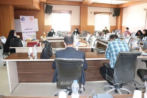 تجلیل از اعضای برتر کمیته تخصصی مناسب سازی استان چهارمحال و بختیاری