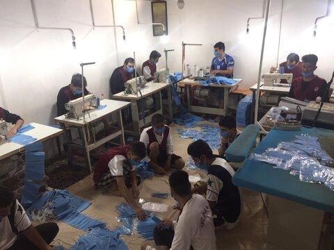 پیشوا|داشتن مهارت های شغلی نقش موثری در درمان بهبودیافتگان اعتیاد دارد