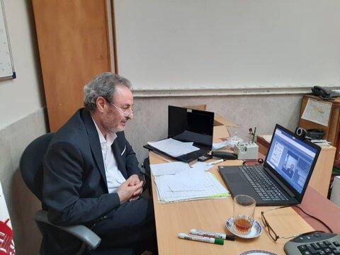 شهریار|برگزاری جلسه پیوند طرح مانا در بهزیستی شهریار