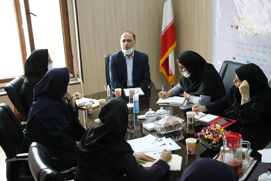 شهر تهران|اشتغال صحیح و مهارت حرفه ای، عوامل موثر بر توانمندسازی مددجویان
