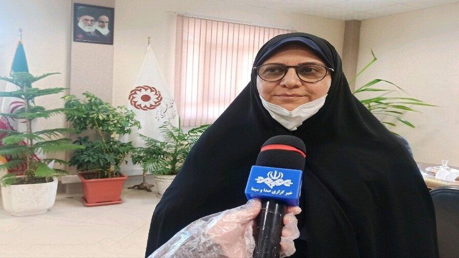 بهزیستی همراه سخاوت عیدانه مردم استان