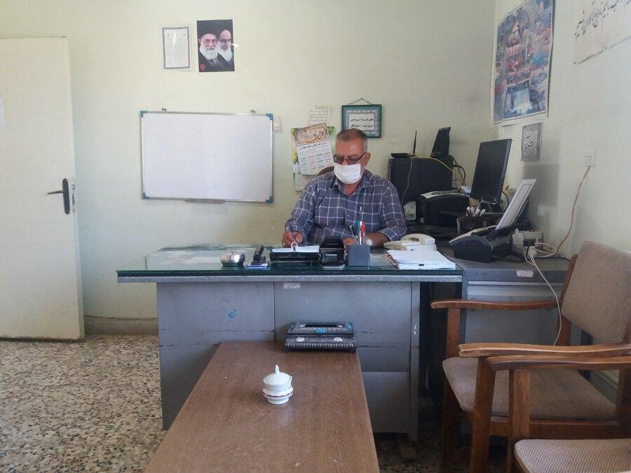 شاهرود | فعالیت و خدمات مرکز خدمات بهزیستی زمان آباد