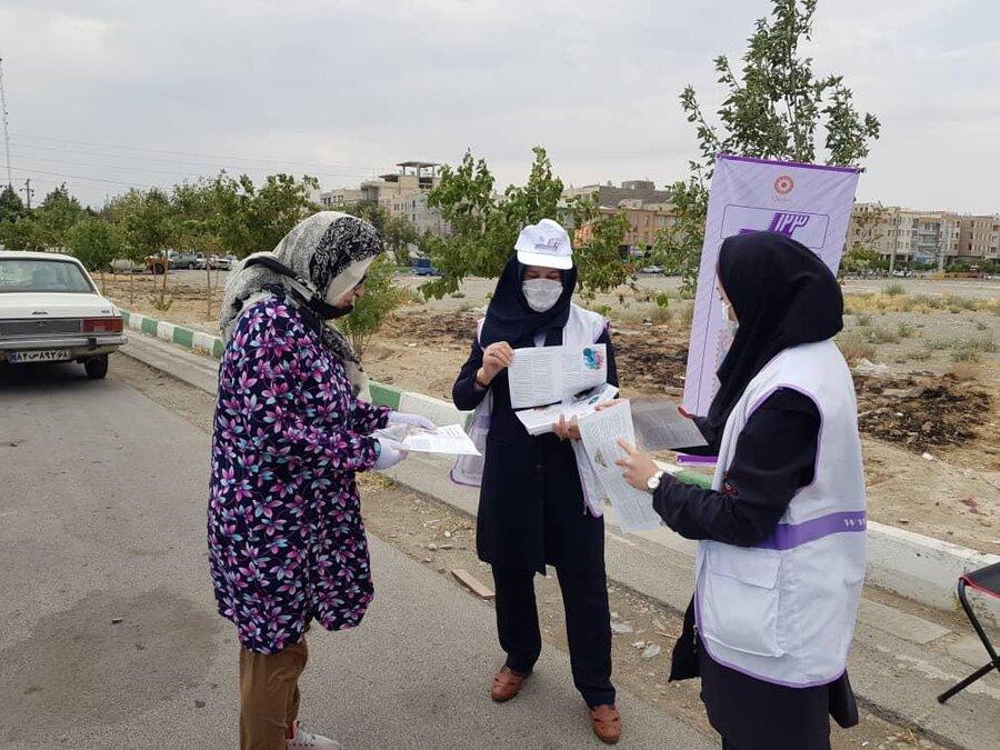 ملارد|کارشناسان اورژانس اجتماعی اداره بهزیستی در سطح شهرستان ملارد مستقر شدند
