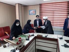 مراسم تجلیل از سادات بهزیستی استان البرز برگزار شد