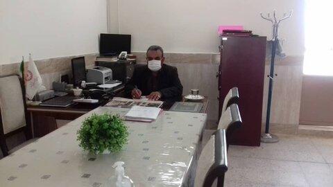 امیریه دامغان  ا توزیع ۱۱۲ بسته مواد غذایی با همت مرکز خدمات بهزیستی در بین نیازمندان