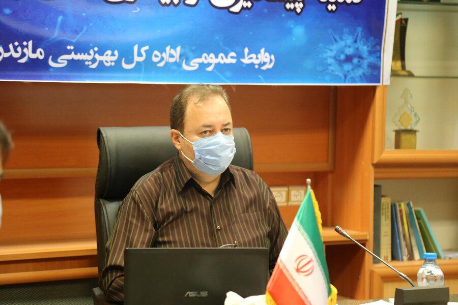 جلسه شورای اداری بهزیستی مازندران برگزار شد
