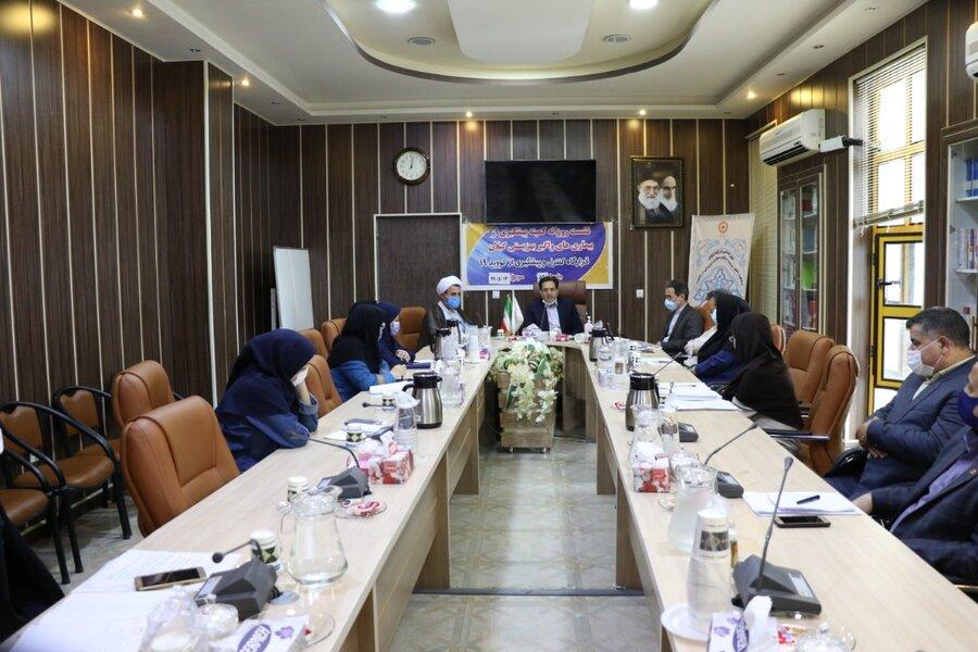 پنجاه و پنجمین جلسه کمیته پیشگیری از بیماریهای واگیر (کووید ۱۹) برگزار شد