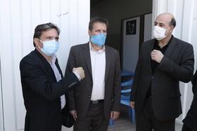 بازدید مدیر کل بهزیستی استان کرمان از اردوگاه کرامت