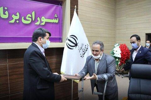 تقدیر معاون وزیر و رئیس سازمان بهزیستی کشور از استاندار یزد