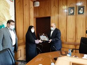 تقدیر رئیس سازمان بهزیستی کشور از استاندار کرمانشاه