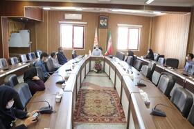برگزاری مراسم تجلیل از کارکنان سادات بهزیستی آذربایجان غربی بمناسبت عیدغدیرخم