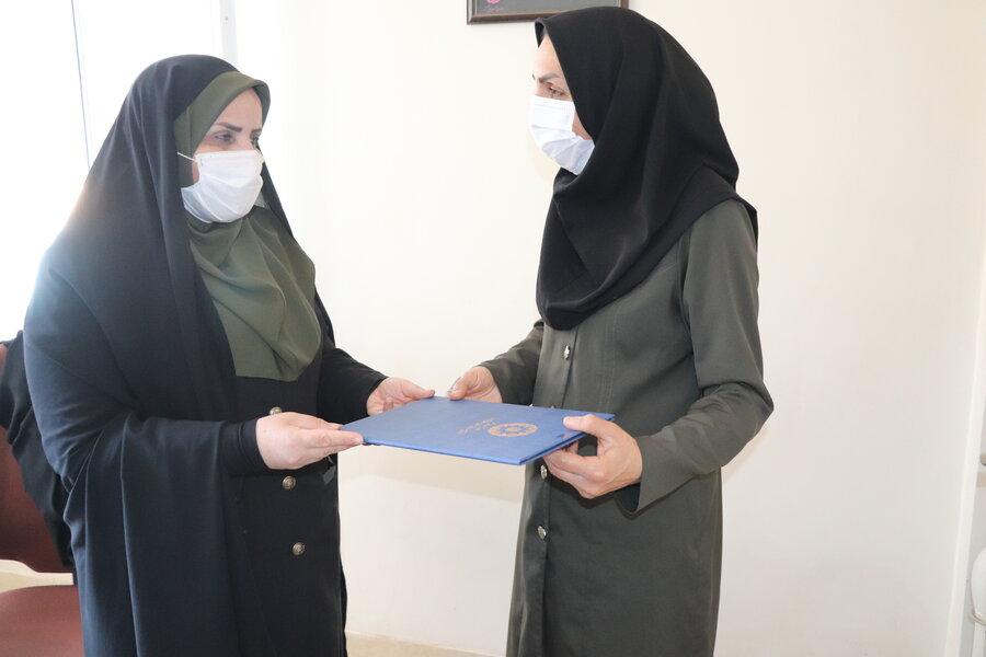 گزارش تصویری| تجلیل از سادات شاغل در بهزیستی استان چهارمحال و بختیاری