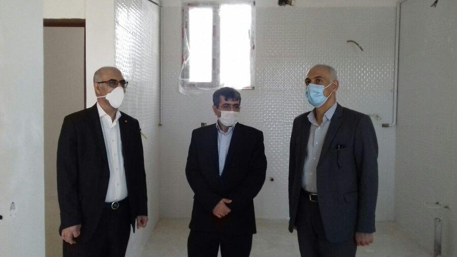 شاهرود   دیدار علیرضا ایزدپور با مدیرکل راه و شهرسازی شرق استان سمنان