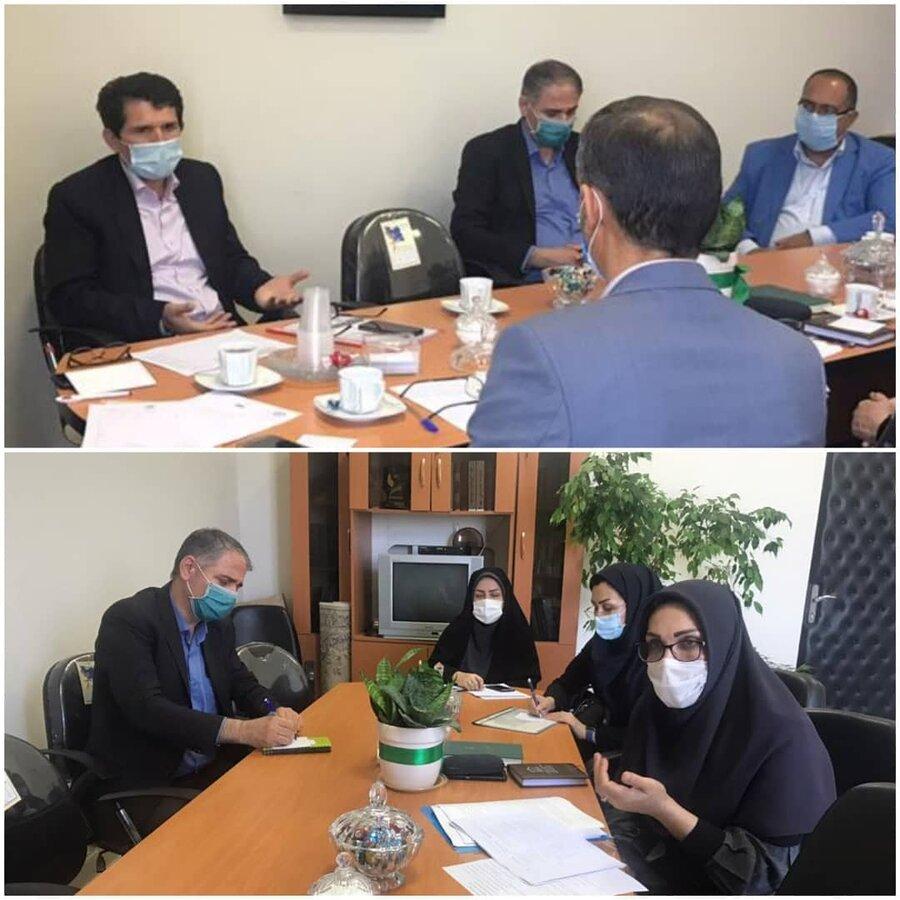 برگزاری جلسه کارگروه  تقسیم کار ملی به میزبانی استانداری گلستان