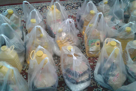 تایباد | ۵۰۰ سبد غذایی به نیازمندان تایباد اهدا شد