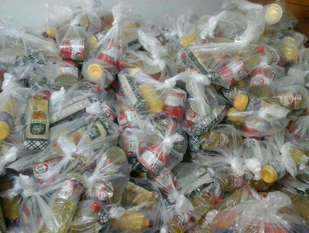 پاکدشت|توزیع 230 سبد غذایی توسط بهزیستی پاکدشت