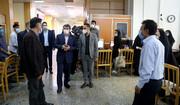 گزارش تصویری| بازدید رئیس سازمان بهزیستی کشور از باشگاه خبرنگاران جوان