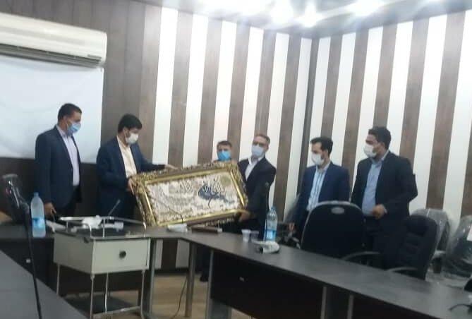 دکتر رضا ایمانخواه بعنوان رئیس بهزیستی شهرستان زابل منصوب شد