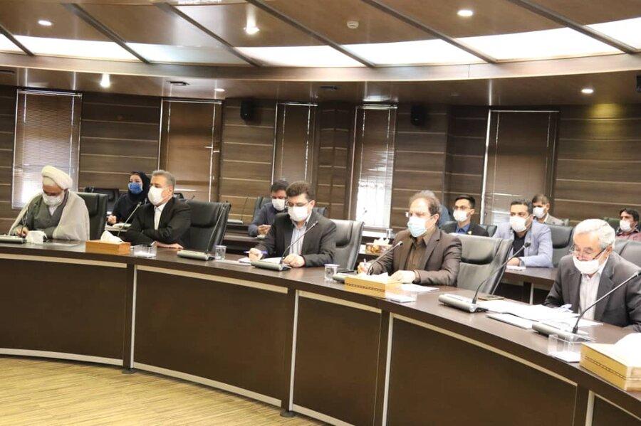 حضور مدیرکل بهزیستی آذربایجان غربی در نشست روز ملی تشکل ها ومشارکتهای اجتماعی با حضور معاون مشارکتهای اجتماعی سازمان امور اجتماعی کشور در استان
