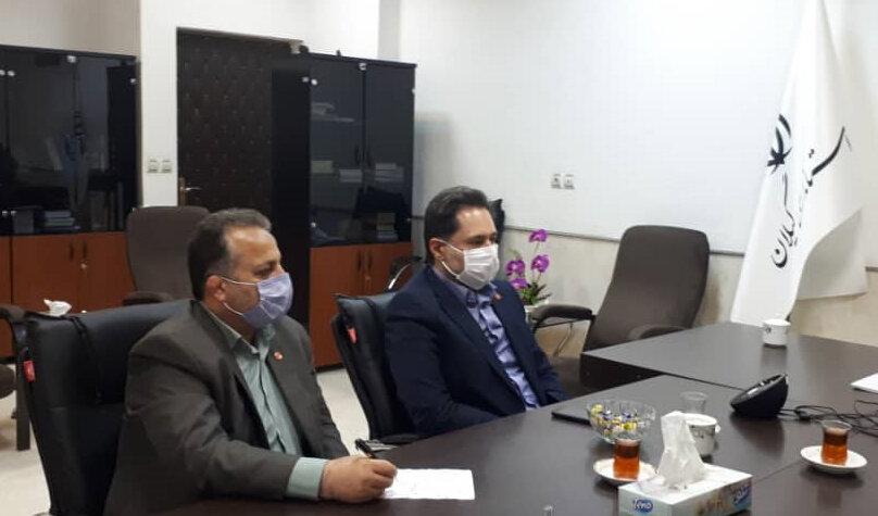 """مدیر کل بهزیستی استان گیلان پاسخگوی """"برخط"""" مطالبات مردمی شد."""