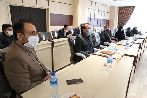 """گزارش تصویری مراسم """"تجلیل از بازنشستگان بهزیستی گلستان"""""""