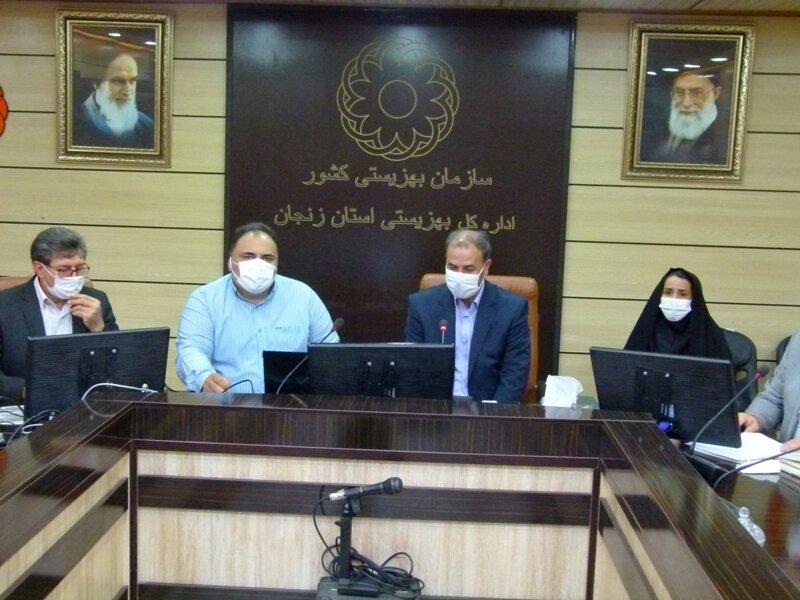 کلاس آموزشی نحوه نظارت بر فعالیت مراکز درمان و کاهش آسیب توسط تیم نظارت استانی
