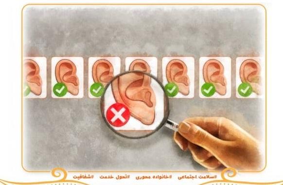 خدمات سازمان بهزیستی در پیشگیری از معلولیت شنوایی