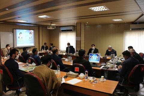 شورای هماهنگی تعاون، کار همدان